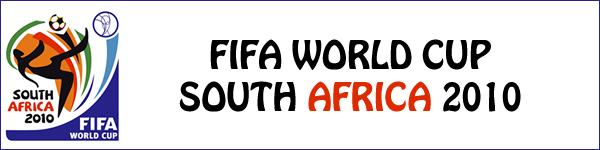 FIFA WORLD CUP SUDÁFRICA 2010
