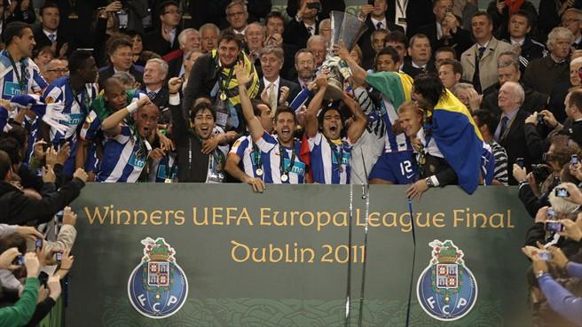 El FC Porto se proclama campeón de la UEFA Europa League 2010/2011