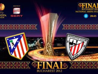 Previa: Europa League Final 2012 Bucarest - Atlético de Madrid vs Athletic Club