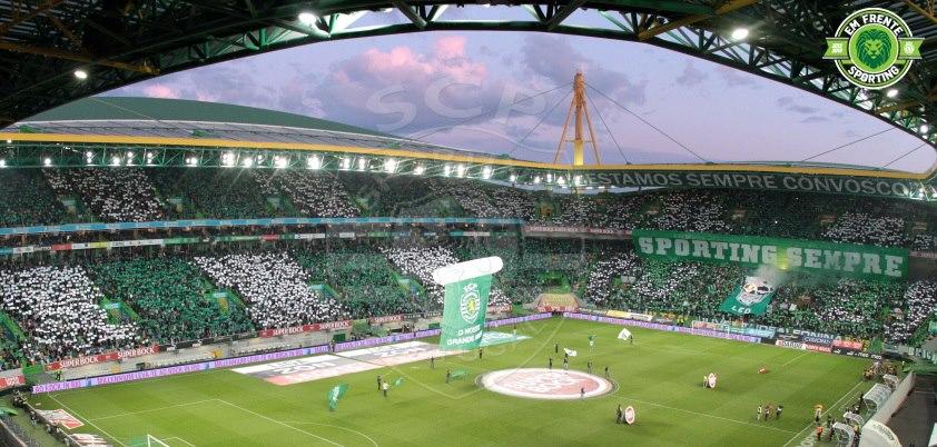 Estádio José Alvalade. Sporting de Portugal