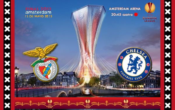UEFA Europa League – FINAL – 15/05/2013 – SL Benfica vs. Chelsea FC
