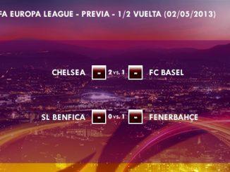 UEFA Europa League – Semifinales VUELTA – 02/05/2013 - Previa