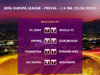 UEFA Europa League – 1/4 VUELTA – 23/04/2015 – Previa