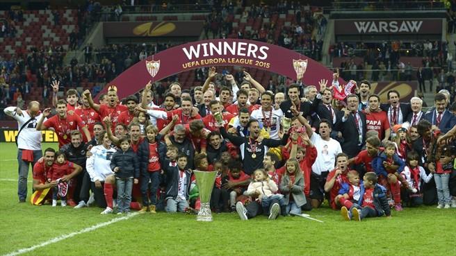 UEFA Europa League – FINAL – 27/05/2014 – Dnipro 2-3 Sevilla