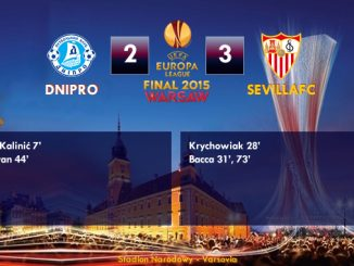 UEFA Europa League – FINAL – 27/05/2014 – Dnipro 2-3 Sevilla