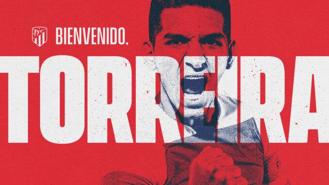 Lucas Torreira llega cedido al Atlético de Madrid
